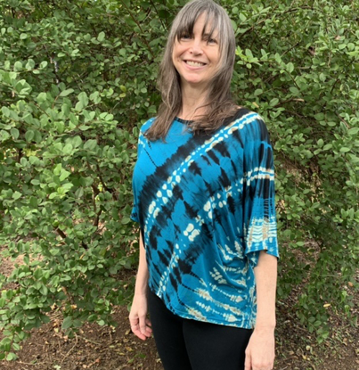 Picture of poncho top