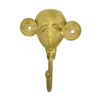 Picture of decorative brass hook