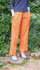 Picture of linen pants - straight leg