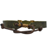 Picture of leather jade bracelet