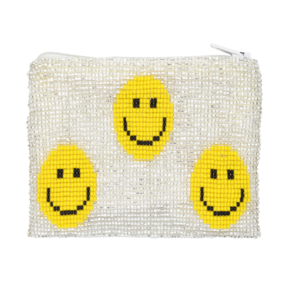 Picture of smiley coin purse