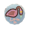 Picture of heron coin purse