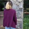 Picture of gauzy coco button jacket