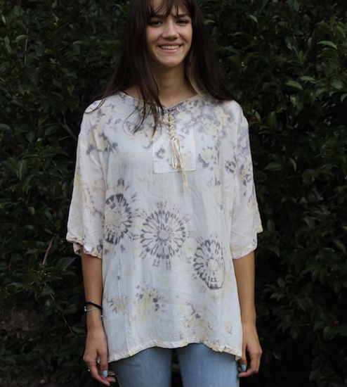 Picture of braided tunic