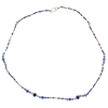Picture of beaded floret necklace