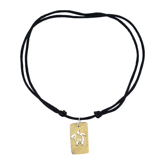 Picture of coco corded necklace