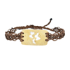 Picture of coco wavy macrame trinket